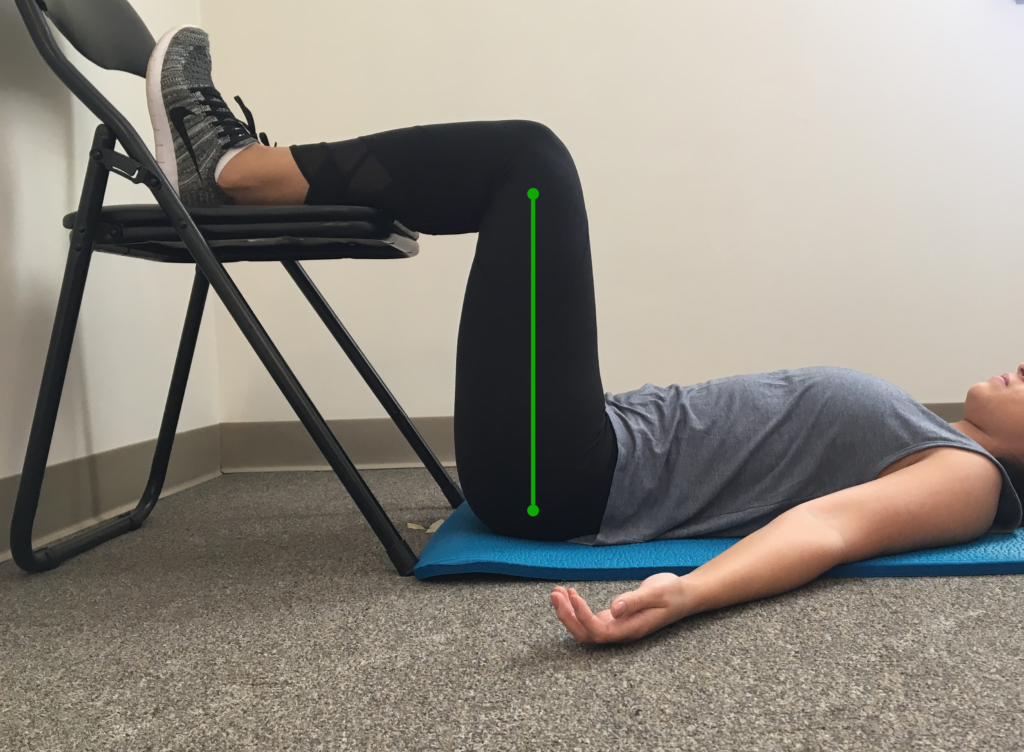 The easiest most powerful exercise to help with back pain!